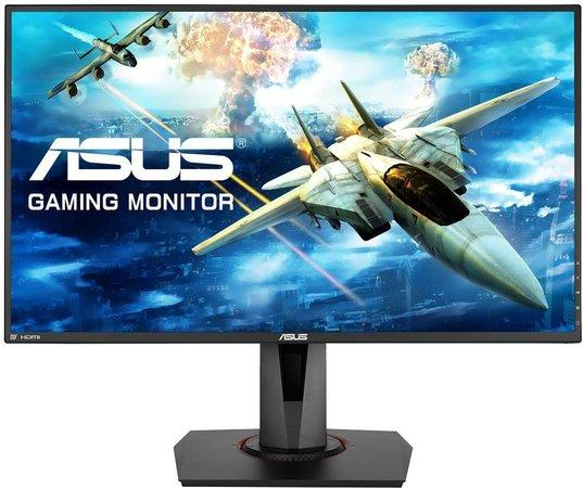 "27"" LED ASUS VG278QR- Full HD, 16:9, HDMI, DVI, DP,165Hz, FreeSync, G-Sync compatible certified, 90L"