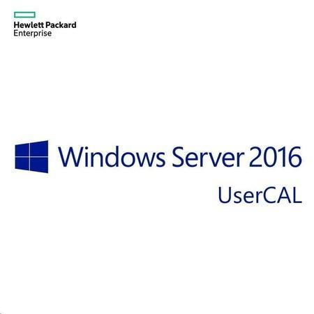 HP Microsoft Windows Server 2019 5 User CAL LTU P11077-A21