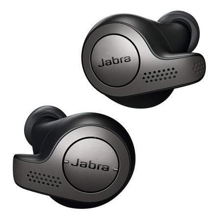 Jabra Elite 65t titanově černá
