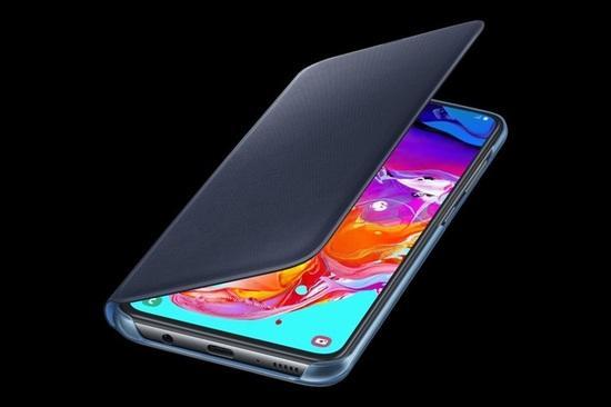 Pouzdro Samsung EF-WA705PB černé