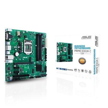 Asus PRIME B365M-C/CSM 90MB10U0-M0EAYC, 90MB10U0-M0EAYC