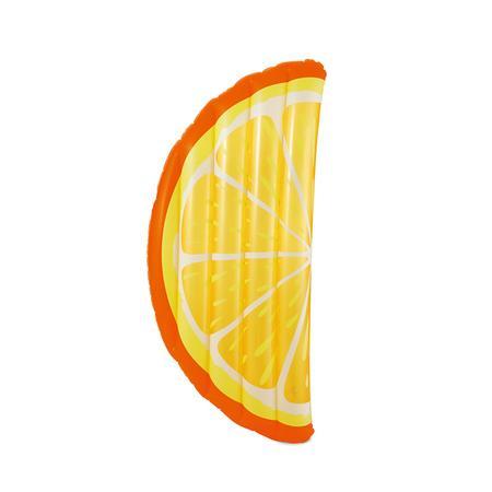 Nafukovací lehátko pomeranč