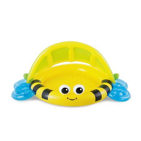 Nafukovací bazének se stříškou