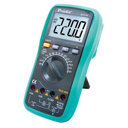 Digitální multimetr MT-1710