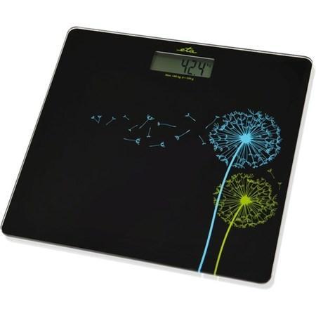 Osobní digitální váha Breeze černá
