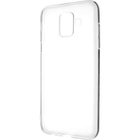 FIXED TPU pouzdro Samsung Galaxy A6 čiré