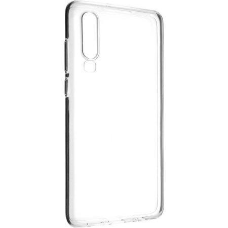 FIXED Skin ultratenké TPU pouzdro 0,6 mm Huawei P30 čiré