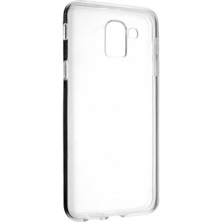 FIXED Skin ultratenké TPU pouzdro 0,5 mm Samsung Galaxy J6 čiré