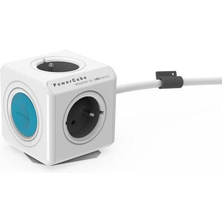 PowerCube Extended SmartHome zásuvka bílá, 8719186015235