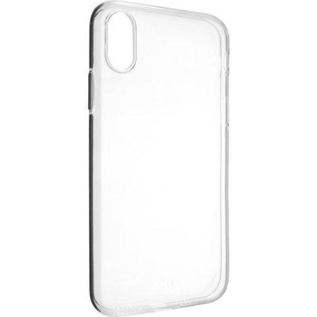 FIXED TPU pouzdro Apple iPhone XS čiré