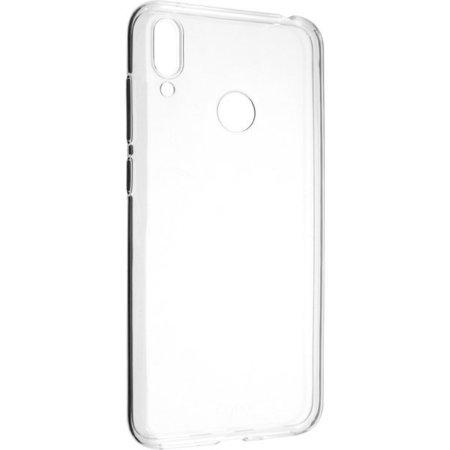 FIXED Skin ultratenké TPU pouzdro 0,6 mm Huawei Y7 (2019) čiré