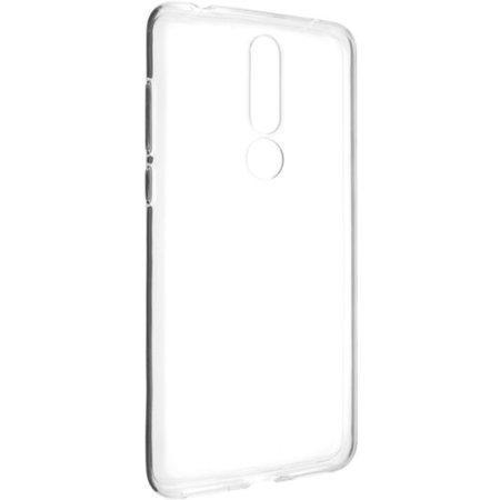 FIXED TPU pouzdro Nokia 3.1 Plus čiré