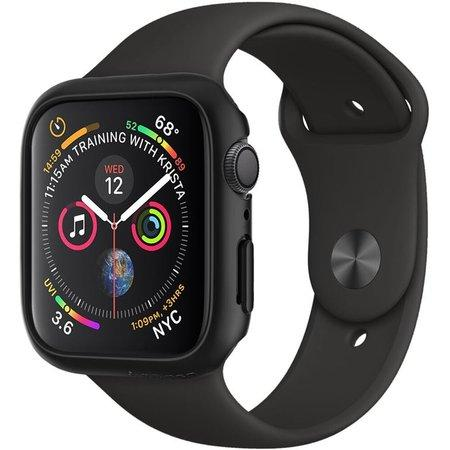 Spigen Thin Fit kryt Apple Watch 4 44mm černý