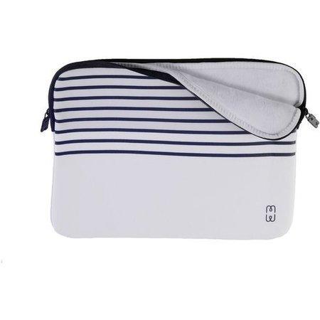 """MW Perfect-fit sleeve pouzdro MacBook Pro 13"""" (2016) námořní bílá, MW-410066"""