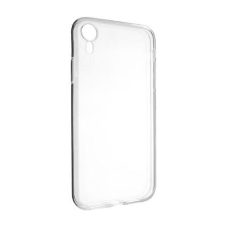 FIXED Skin ultratenké TPU pouzdro 0,6 mm Apple iPhone XR čiré