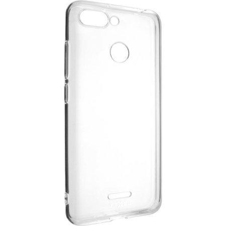 FIXED Skin ultratenké TPU pouzdro 0,6 mm Xiaomi Redmi 6 čiré