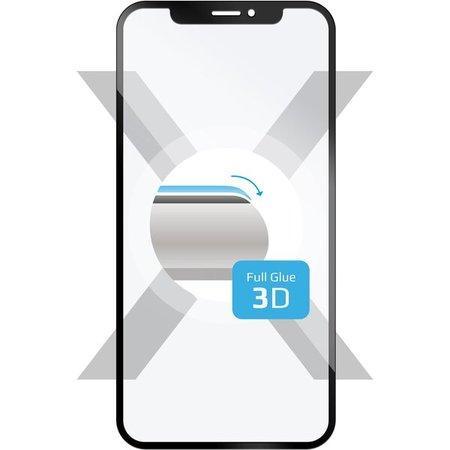 FIXED 3D Full-Cover pro Samsung Galaxy A6+ FIXG3D-317-BK