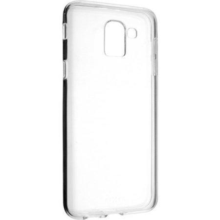 FIXED TPU pouzdro Samsung Galaxy J6 čiré