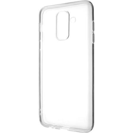 FIXED TPU pouzdro Samsung Galaxy A6+ čiré