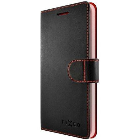 FIXED FIT flip pouzdro Huawei Mate 10 Lite černé