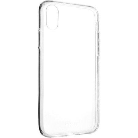 FIXED Skin ultratenké TPU pouzdro 0,5 mm Apple iPhone X/XS čiré
