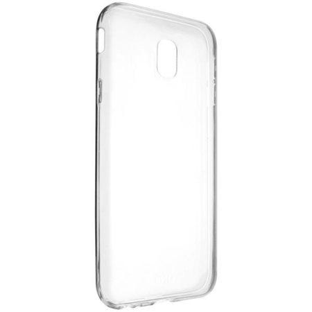 FIXED TPU pouzdro Samsung Galaxy J3 (2017) čiré