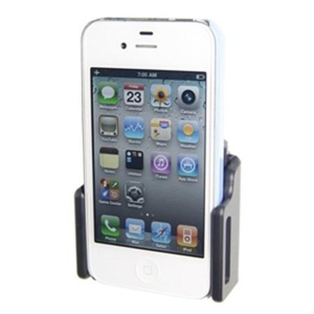 Brodit držák do auta na mobilní telefon nastavitelný, bez nabíjení, š. 62-77 mm, tl. 6-10 mm 511307