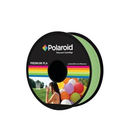 Polaroid 1kg Universal Premium PLA filament, 1.75mm/1kg - Light Green, PL-8005-00