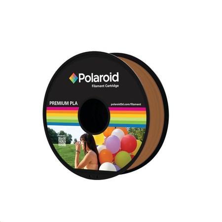 Polaroid 1kg Universal Premium PLA filament, 1.75mm/1kg - Brown, PL-8012-00