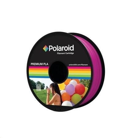 Polaroid 1kg Universal Premium PLA filament, 1.75mm/1kg - Magenta, PL-8015-00