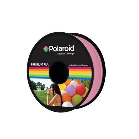 Polaroid 1kg Universal Premium PLA filament, 1.75mm/1kg - Pink, PL-8009-00