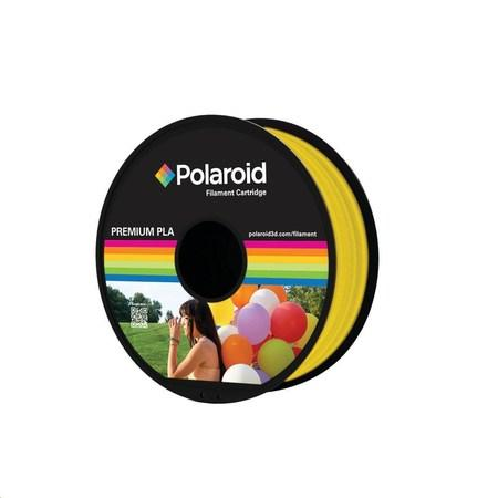 Polaroid 1kg Universal Premium PLA filament, 1.75mm/1kg - Yellow, PL-8016-00