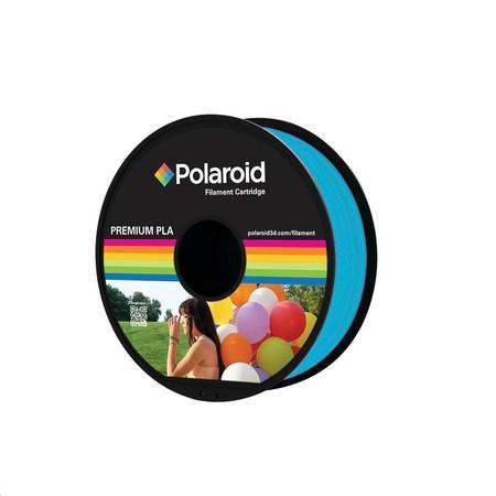 Polaroid 1kg Universal Premium PLA filament, 1.75mm/1kg - Light Blue, PL-8018-00