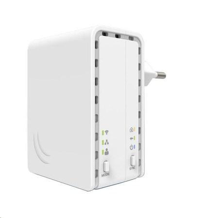 MikroTik PL7411-2nD - PWR-LINE AP, EU plug, PL7411-2nD