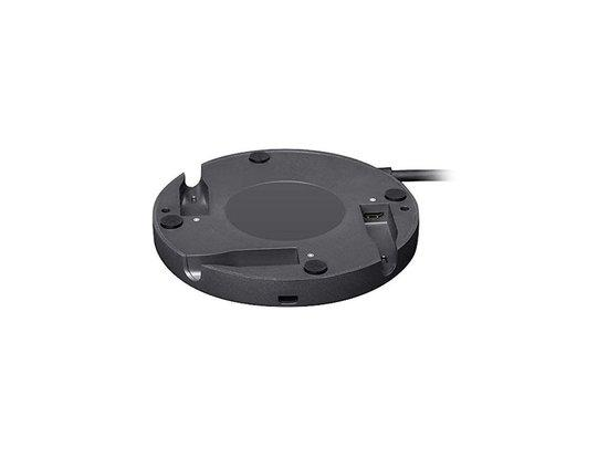 Logitech Rally Mic Pod Hub for the Logitech Rally Ultra-HD ConferenceCam - GRAPHITE - WW, 939-001647