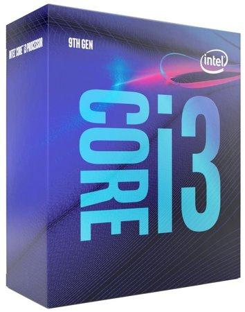 CPU Intel Core i3-9100 BOX (3.6GHz, LGA1151, VGA), BX80684I39100