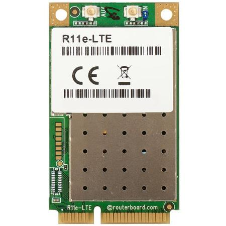 MikroTik LTE modem/ karta do slotu miniPCI-e, R11e-LTE