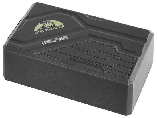 HELMER GPS lokátor LK 511 s výdrží baterie až 6,9 let pro sledování a hlídání vozů, karavanů či přívěsů