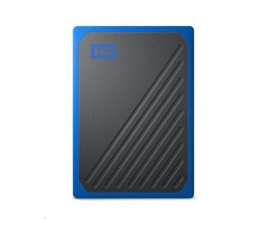 "WD My Passport Go 500GB, 2,5"", WDBMCG5000ABT, WDBMCG5000ABT-WESN"
