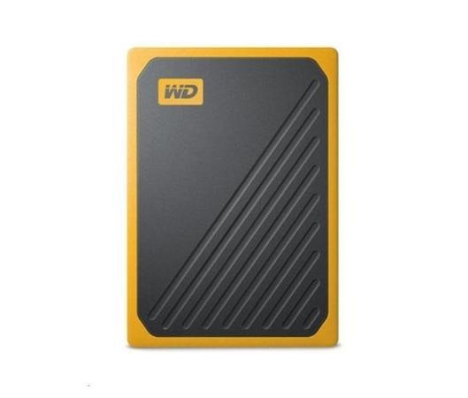 """WD My Passport Go 500GB, 2,5"""", WDBMCG5000, WDBMCG5000AYT-WESN"""