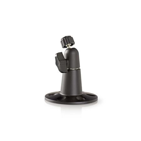 Nedis CCTVBR10BK - Držák Bezpečnostní Kamery CCTV   Na Zeď nebo Strop