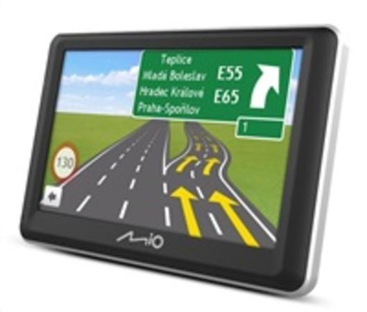 "MIO Spirit 7700 Truck GPS navigace, LCD 5"", mapy EU, Lifetime"