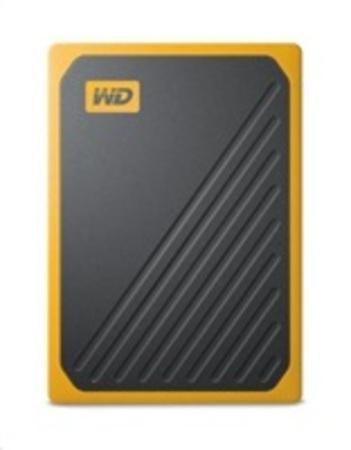 """WD My Passport Go 500GB, 2,5"""", WDBMCG5000"""