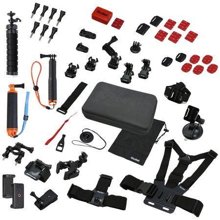 Rollei XL sada příslušenství pro outdoors pro kamery ROLLEI a GoPro