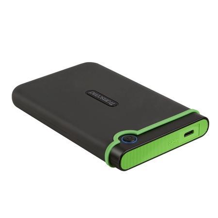 Transcend StoreJet 25M3 2TB, 2.5``, USB 3.0, TS2TSJ25M3, TS2TSJ25M3C