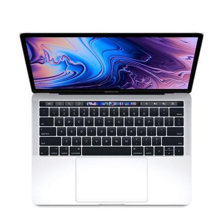 "Apple MacBook Pro 13,3"" Touch Bar / 2,4GHz / 8GB / 256GB stříbrný (2019), MV992CZ/A"