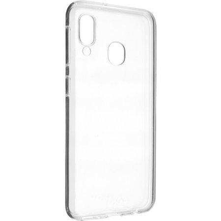 FIXED Skin ultratenké TPU pouzdro 0,6 mm Samsung Galaxy A20e čiré
