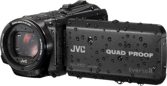 JVC GZ-R445B FULL HD VODOTĚSNÁ KAMERA