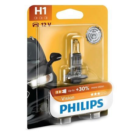 Philips Vision 12258PRB1 H1 P14,5s 12V 55W