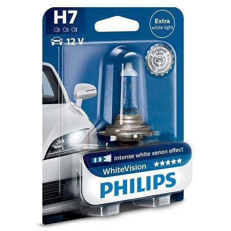 Philips WhiteVision 12972WHVB1 H7 PX26d 12V 55W
